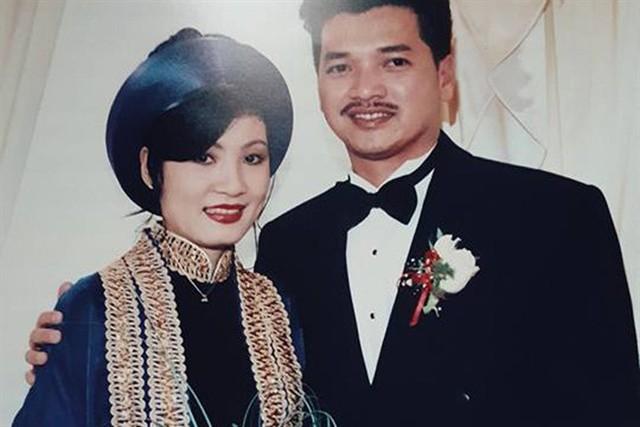Ảnh cưới của Hồng Đào và Quang Minh.