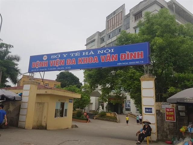 Sở Y tế Hà Nội yêu cầu làm rõ vụ gia đình tố BV Vân Đình chẩn đoán sai khiến bé trai 10 tuổi chết oan - Ảnh 1.