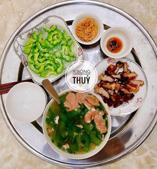 Những bữa cơm nấu vội nhưng vẫn cực chất của 9x Quảng Ninh khiến chồng ăn rất nhiệt tình  - Ảnh 2.