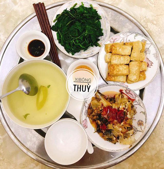 Những bữa cơm nấu vội nhưng vẫn cực chất của 9x Quảng Ninh khiến chồng ăn rất nhiệt tình  - Ảnh 11.