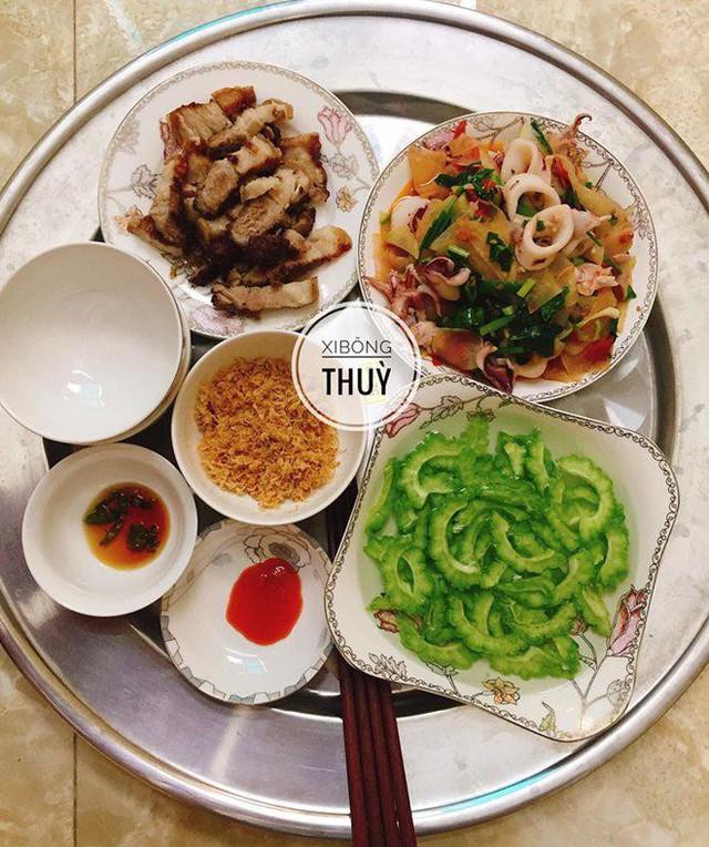 Những bữa cơm nấu vội nhưng vẫn cực chất của 9x Quảng Ninh khiến chồng ăn rất nhiệt tình  - Ảnh 16.