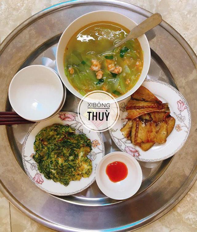 Những bữa cơm nấu vội nhưng vẫn cực chất của 9x Quảng Ninh khiến chồng ăn rất nhiệt tình  - Ảnh 6.