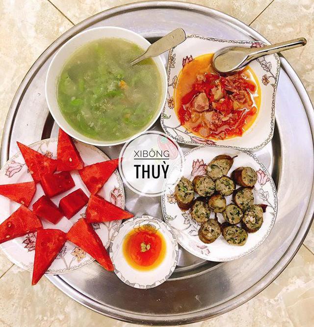 Những bữa cơm nấu vội nhưng vẫn cực chất của 9x Quảng Ninh khiến chồng ăn rất nhiệt tình  - Ảnh 7.