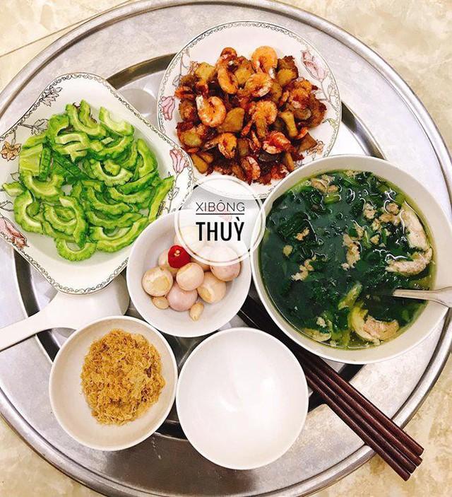 Những bữa cơm nấu vội nhưng vẫn cực chất của 9x Quảng Ninh khiến chồng ăn rất nhiệt tình  - Ảnh 10.