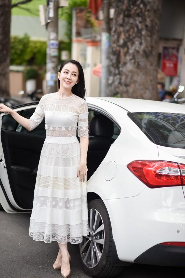 Làm dâu nhà tướng công an, Linh Nga dù hoạt động nghệ thuật nhưng cô luôn từ chối nói về chuyện gia đình