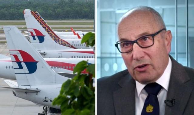 Chuyên gia về hàng không Alastair Rosenschein