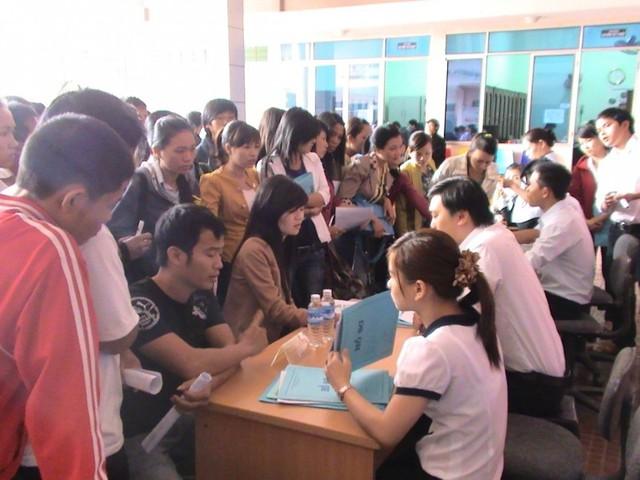 Trung tâm dịch vụ việc làm Thành phố Cần Thơ ứng dụng công nghệ thông tin trong thực hiện bảo hiểm thất nghiệp - Ảnh 1.