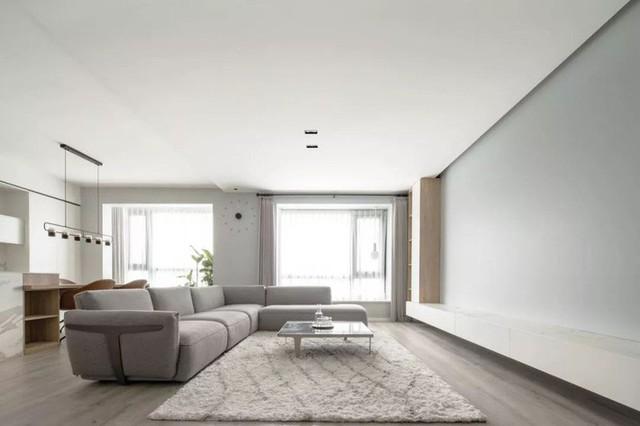 Không cần nhiều đồ trang trí nhưng căn hộ 128m² vẫn gây bất ngờ vì quá đẹp - Ảnh 3.