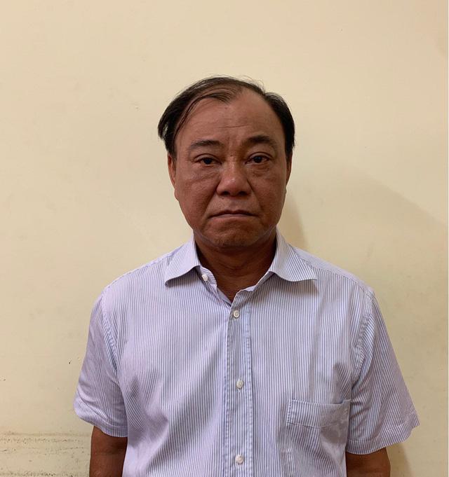 Bắt 2 người trong vụ án tại Tổng Công ty Nông nghiệp Sài Gòn - Ảnh 1.