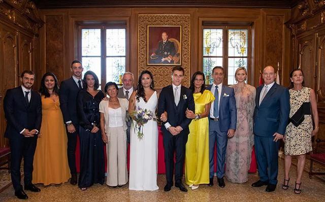 Đám cưới của cô gái mang dòng máu Việt với con trai công chúa Monaco - Ảnh 5.