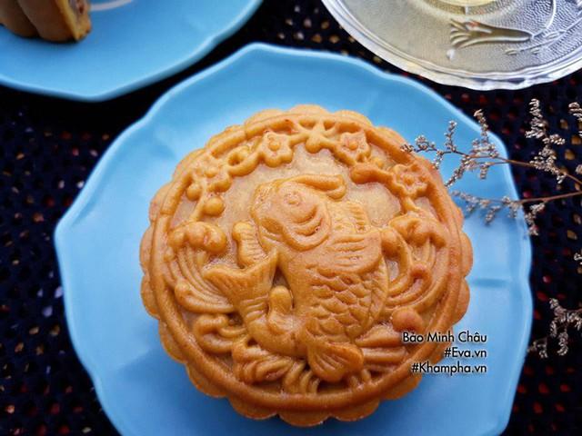Cách làm bánh nướng truyền thống tuyệt ngon lại đơn giản cho Tết Trung thu - Ảnh 9.