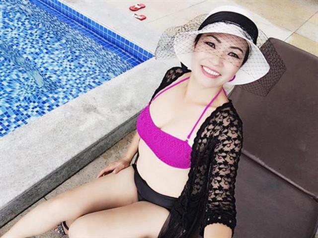 Những hình ảnh hiếm hoi ca sĩ Phương Thanh diện bikini  - Ảnh 5.