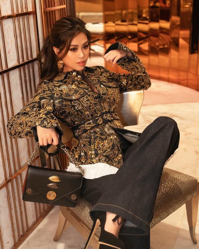 3 ái nữ cành vàng lá ngọc nhà đại gia Việt: Thay đồ hiệu như thay áo, xách túi hiệu như xách giỏ đi chợ mỗi ngày - Ảnh 14.