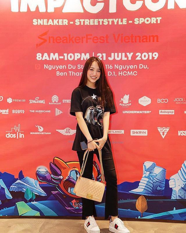 3 ái nữ cành vàng lá ngọc nhà đại gia Việt: Thay đồ hiệu như thay áo, xách túi hiệu như xách giỏ đi chợ mỗi ngày - Ảnh 24.