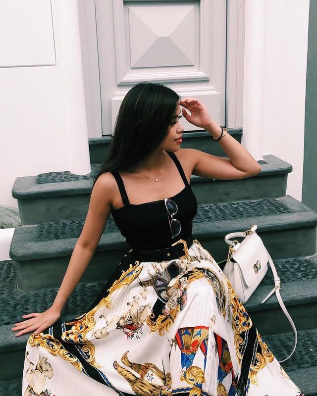3 ái nữ cành vàng lá ngọc nhà đại gia Việt: Thay đồ hiệu như thay áo, xách túi hiệu như xách giỏ đi chợ mỗi ngày - Ảnh 4.