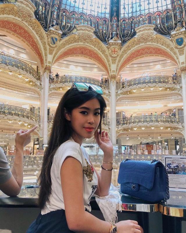 3 ái nữ cành vàng lá ngọc nhà đại gia Việt: Thay đồ hiệu như thay áo, xách túi hiệu như xách giỏ đi chợ mỗi ngày - Ảnh 7.