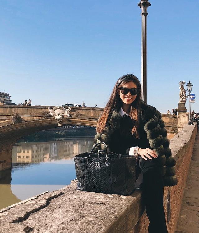3 ái nữ cành vàng lá ngọc nhà đại gia Việt: Thay đồ hiệu như thay áo, xách túi hiệu như xách giỏ đi chợ mỗi ngày - Ảnh 9.
