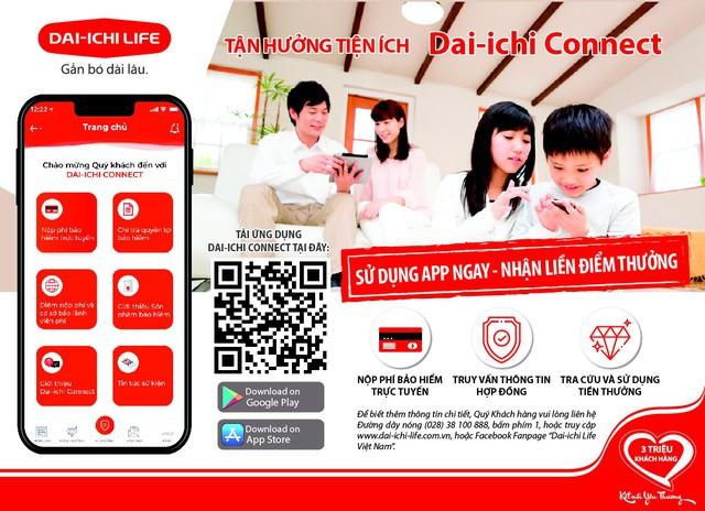 Số hoá dịch vụ bảo hiểm - hành trình cho cuộc sống tươi đẹp của Dai-ichi Life Việt Nam - Ảnh 1.