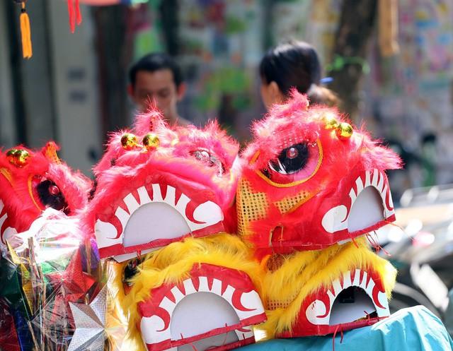 Đồ chơi made in Việt Nam bất ngờ lấn át Trung Quốc tại Hàng Mã trước mùa Trung thu - Ảnh 4.