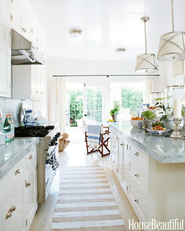 Muốn nhà bếp vừa đẹp vừa sang thì chọn ngay chất liệu đá cẩm thạch - Ảnh 5.