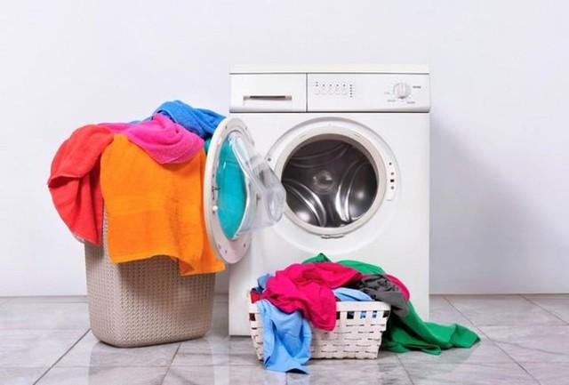 Tại sao bạn nên để cửa máy giặt lồng ngang luôn mở? - Ảnh 1.