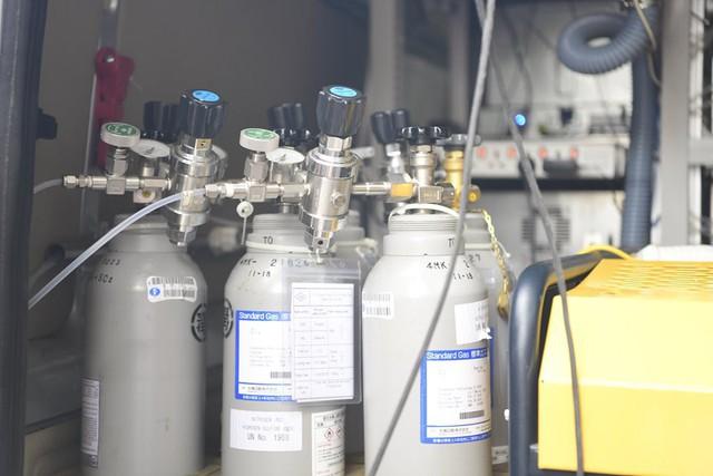 Công bố kết quả quan trắc mức độ độc hại tại điểm cháy Công ty Rạng Đông - Ảnh 3.
