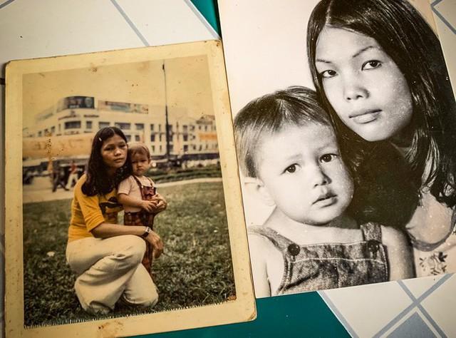 Người mẹ Sài Gòn mong mỏi tìm lại con gái mang hai dòng máu Việt - Mỹ suốt 44 năm: Những lá thư bị trả về - Ảnh 4.