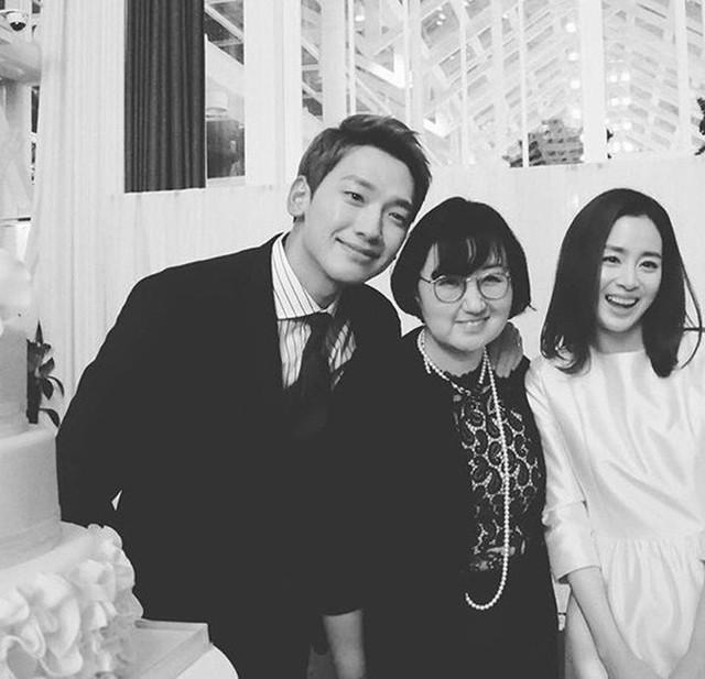 Ảnh cưới màu chưa từng tiết lộ của Bi Rain - Kim Tae Hee - Ảnh 3.