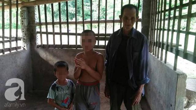 Đằng sau bức ảnh bé trai 13 tuổi trần truồng, bị ông nội cột dây, nhốt trong chuồng là một câu chuyện đầy thương cảm - Ảnh 5.