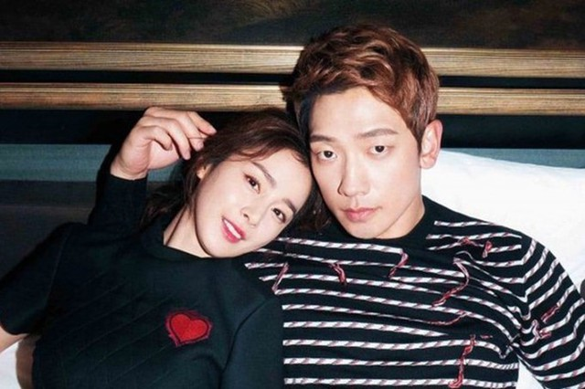 Ảnh cưới màu chưa từng tiết lộ của Bi Rain - Kim Tae Hee - Ảnh 6.