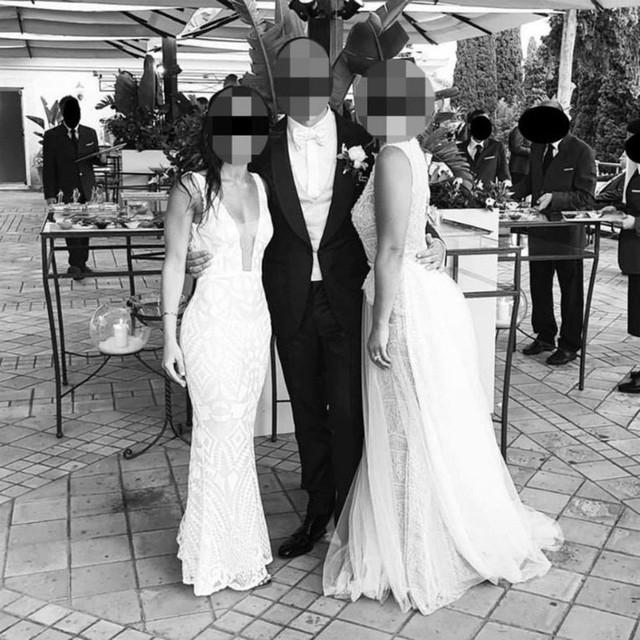 """Mặc váy trắng đi đám cưới bạn thân, cô gái mắc lỗi """"tày đình"""" khiến dân tình ngán ngẩm - Ảnh 1."""