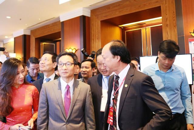 Ví Việt tham dự Diễn đàn Cấp cao CNTT-TT Việt Nam 2019 (Vietnam ICT Summit) - Ảnh 1.