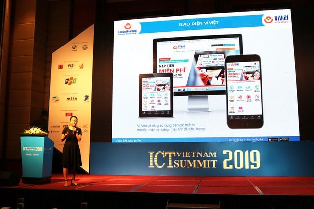 Ví Việt tham dự Diễn đàn Cấp cao CNTT-TT Việt Nam 2019 (Vietnam ICT Summit) - Ảnh 3.