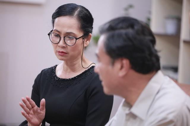 Mẹ chồng NSND Lan Hương: Bảo Thanh, Thu Quỳnh nhảy vọt trong Về nhà đi con - Ảnh 1.