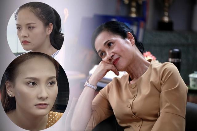 Mẹ chồng NSND Lan Hương: Bảo Thanh, Thu Quỳnh nhảy vọt trong Về nhà đi con - Ảnh 5.