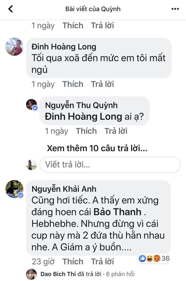 Đạo diễn Khải Anh lo Bảo Thanh và Thu Quỳnh thù hằn nhau vì giải thưởng VTV Awards - Ảnh 2.