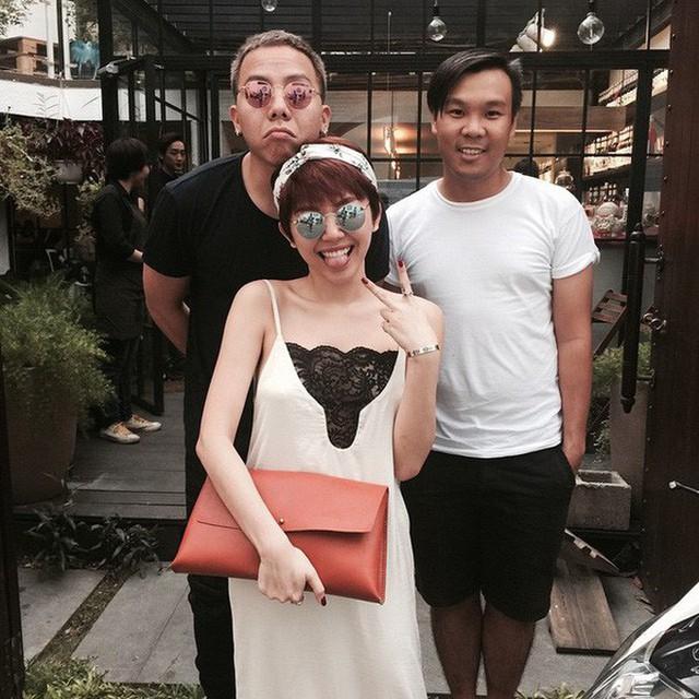 Tóc Tiên và Hoàng Touliver chính thức xác nhận hẹn hò sau 4 năm yêu: Hành trình kín tiếng nhưng đầy khoảnh khắc ngọt ngào! - Ảnh 1.