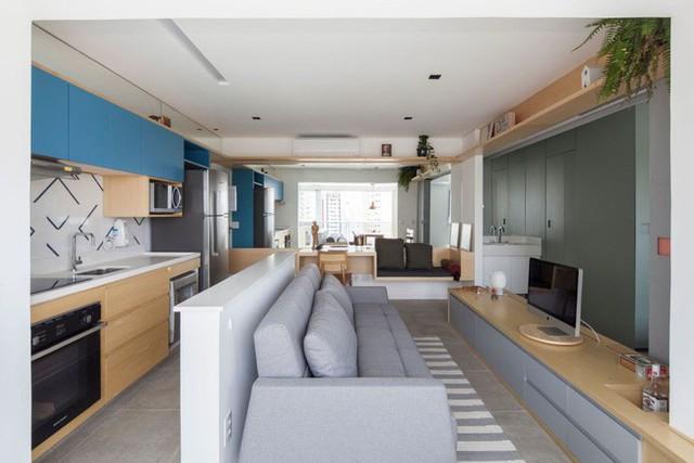 Nhà bếp nhỏ ở chung cư sẽ lột xác thoáng rộng trông thấy nhờ những ý tưởng siêu hay này - Ảnh 15.