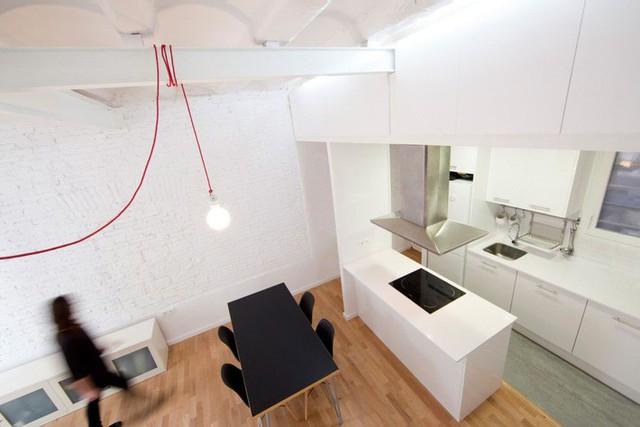Nhà bếp nhỏ ở chung cư sẽ lột xác thoáng rộng trông thấy nhờ những ý tưởng siêu hay này - Ảnh 19.