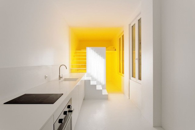 Nhà bếp nhỏ ở chung cư sẽ lột xác thoáng rộng trông thấy nhờ những ý tưởng siêu hay này - Ảnh 20.