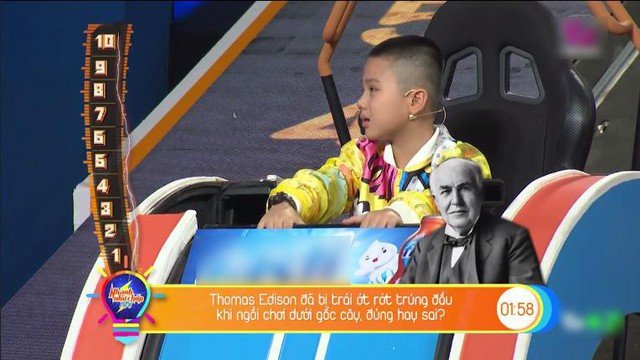 Trấn Thành, Miu Lê sửng sốt trước IQ của thí sinh 7 tuổi - Ảnh 3.