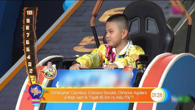Trấn Thành, Miu Lê sửng sốt trước IQ của thí sinh 7 tuổi - Ảnh 4.