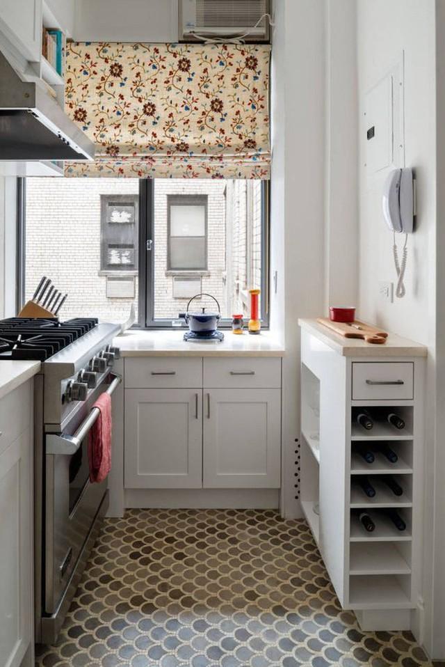 Nhà bếp nhỏ ở chung cư sẽ lột xác thoáng rộng trông thấy nhờ những ý tưởng siêu hay này - Ảnh 6.