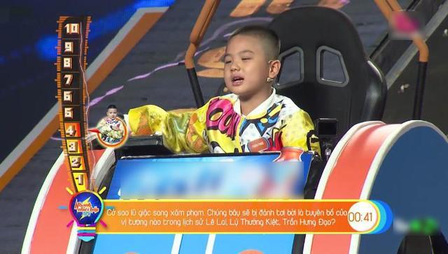 Trấn Thành, Miu Lê sửng sốt trước IQ của thí sinh 7 tuổi - Ảnh 6.
