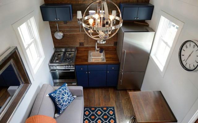 Nhà bếp nhỏ ở chung cư sẽ lột xác thoáng rộng trông thấy nhờ những ý tưởng siêu hay này - Ảnh 9.