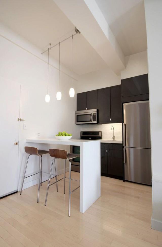 Nhà bếp nhỏ ở chung cư sẽ lột xác thoáng rộng trông thấy nhờ những ý tưởng siêu hay này - Ảnh 10.