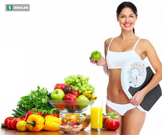 Không có thời gian để tập thể dục, ăn uống thế nào để giảm cân hiệu quả? - Ảnh 1.