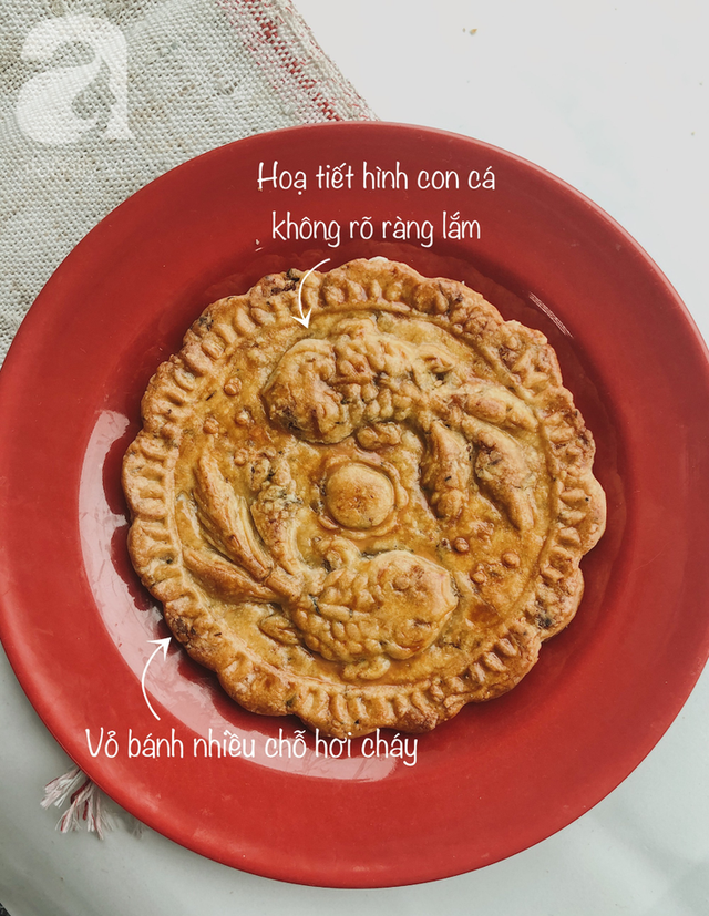Hào hứng ăn thử bánh Trung thu không nhân: Khi mua hết mình, khi thử... hết hồn - Ảnh 14.