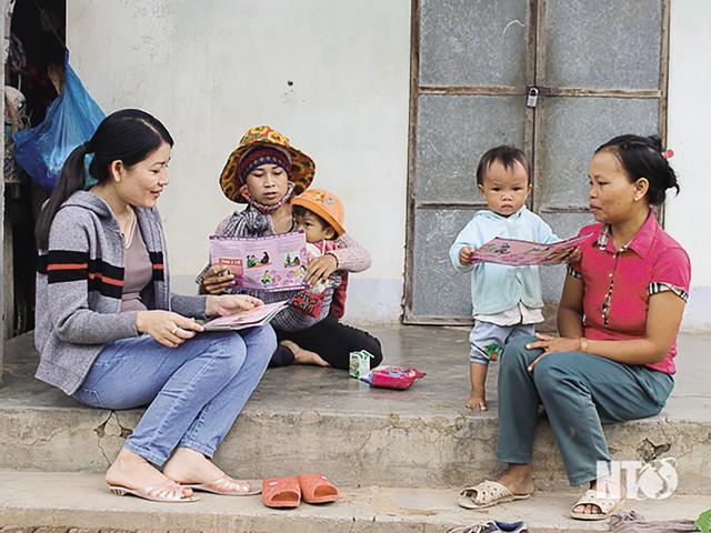 Ninh Thuận triển khai Nghị quyết số 21-NQ/TW: Những kết quả bước đầu về thực hiện công tác dân số trong tình hình mới - Ảnh 1.