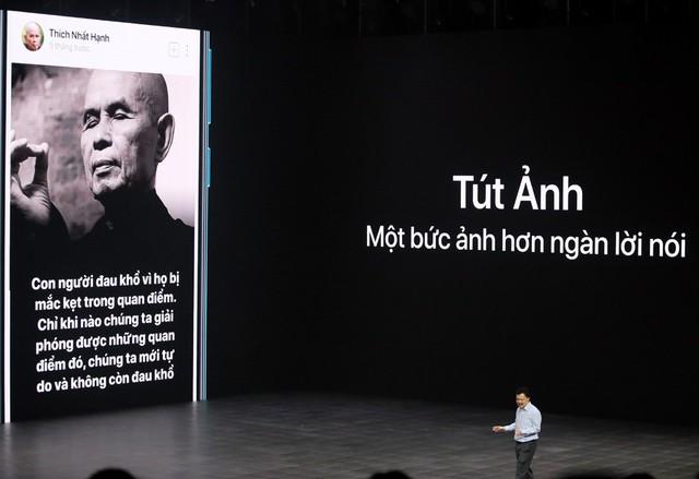 Ra mắt MXH Lotus: Người Việt tại sao không nghĩ rằng có rất nhiều Steve Jobs Việt Nam - Ảnh 4.